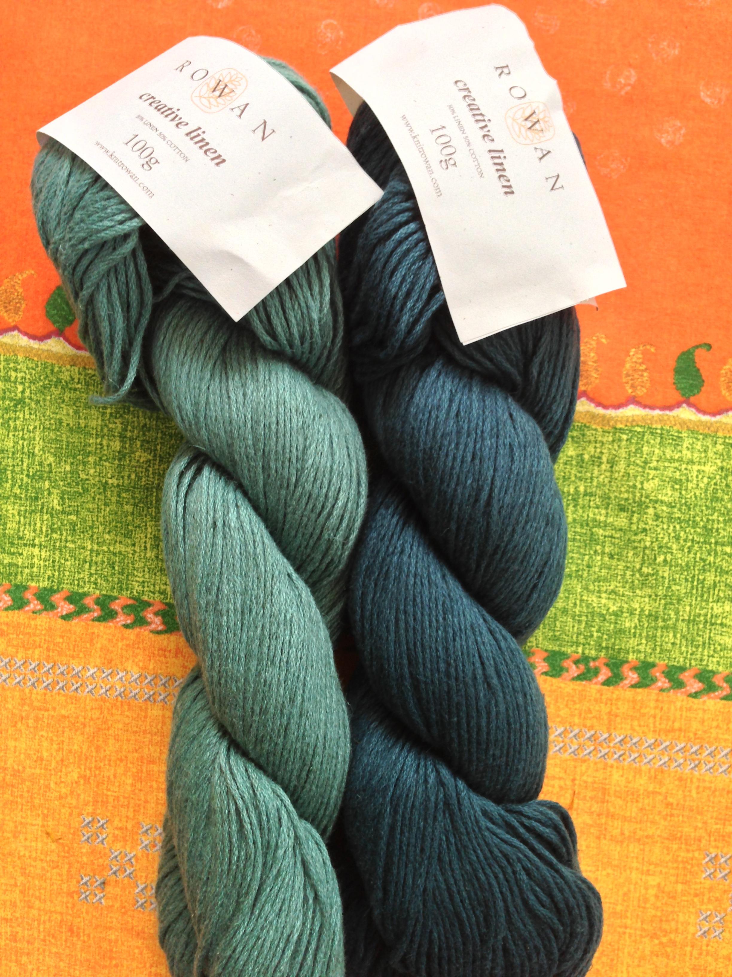 Rowan Yarns Creative Linen