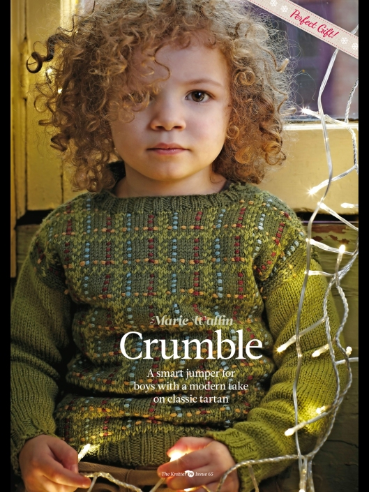 Crumble by Marie Wallin
