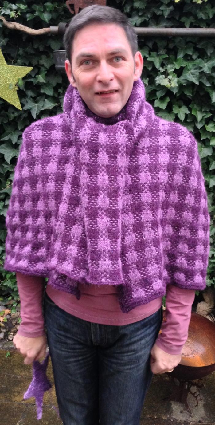 Dhurrie by knittingkonrad