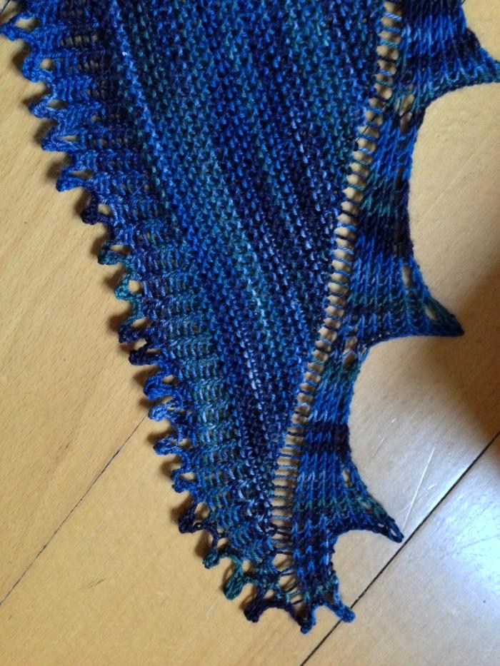 Sharktooth by knittingkonrad