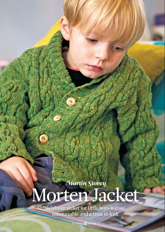 Morten Jacket by Martin Storey