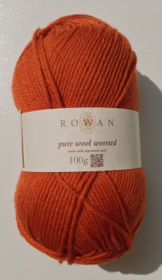 Rowan Pure Wool Worsted - Seville 134