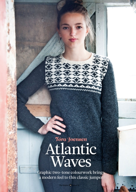Atlantic Waves by Tara Joensen