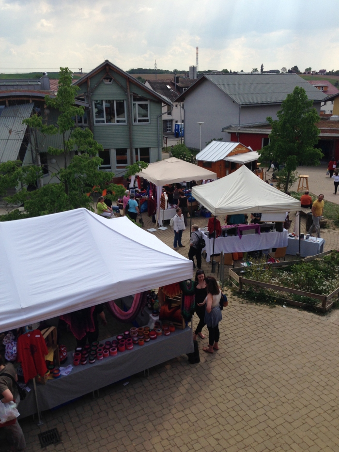 Impressions from 4th Backnanger Wollfest