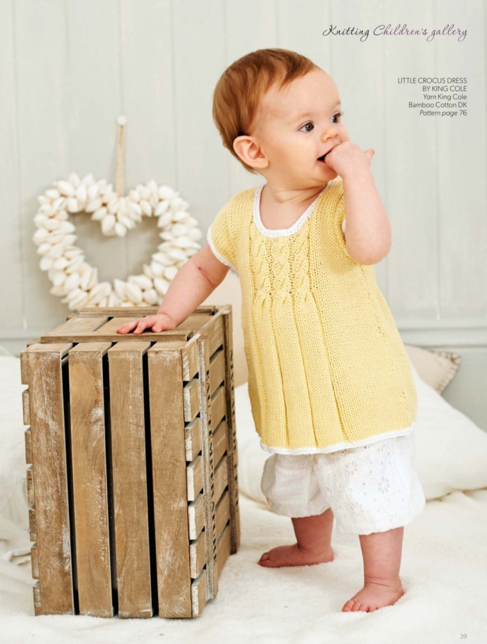 Little Crocus Dress by King Cole