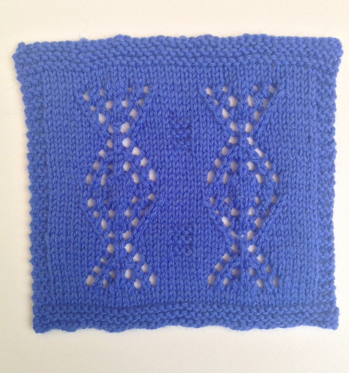 Lace Kisses - Week 4 - Periwinkle 146