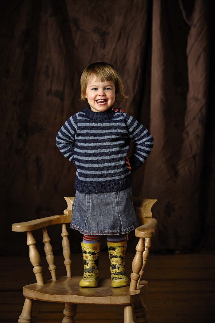 Breton Stripe Childrens