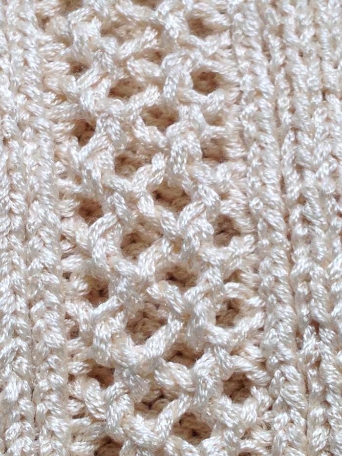 Closeup Rowan Truesilk
