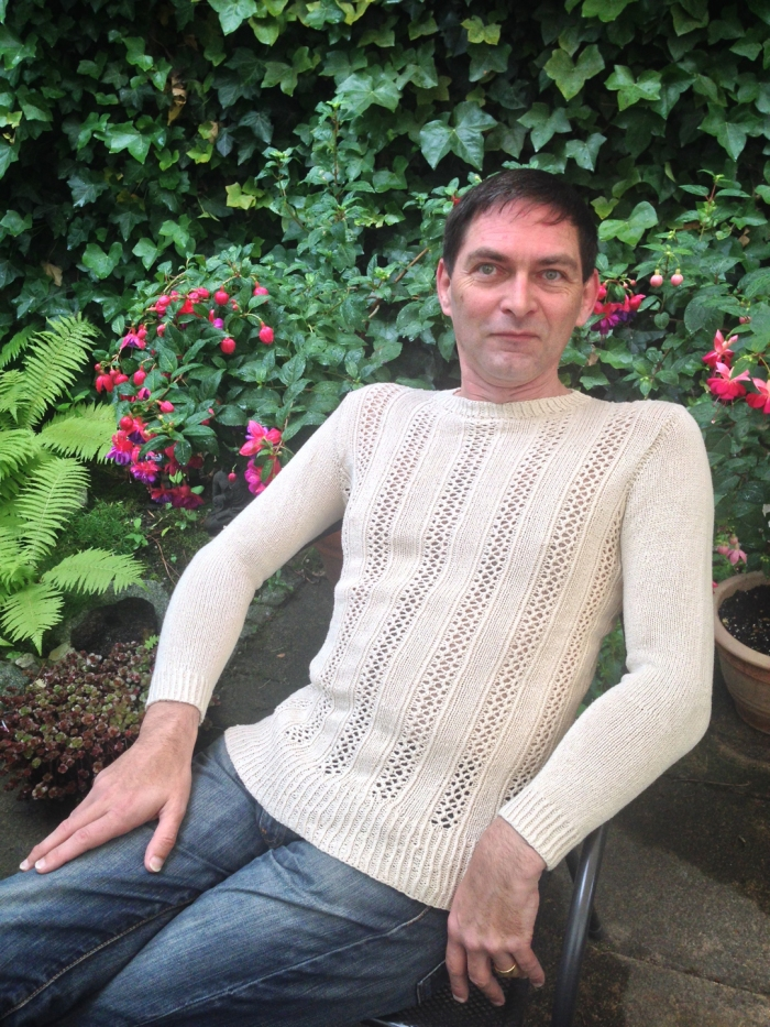 Solitaire by knittingkonrad