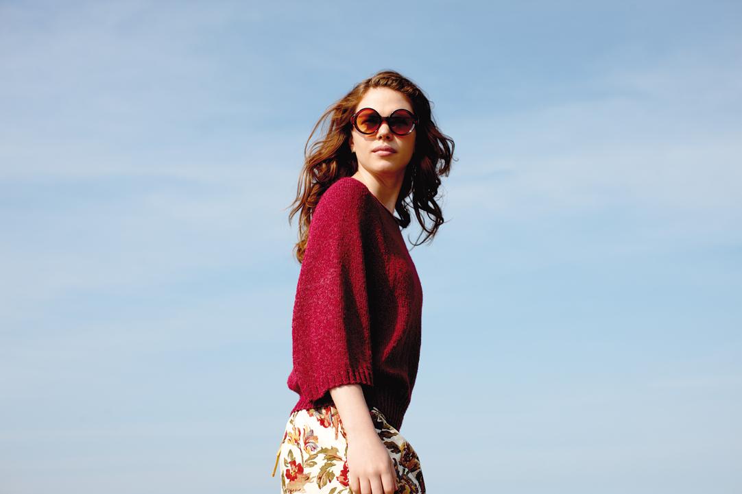Rowan New Shapes Knitting Pattern Book Sarah Hatton 15 Designs Beginner Knits!