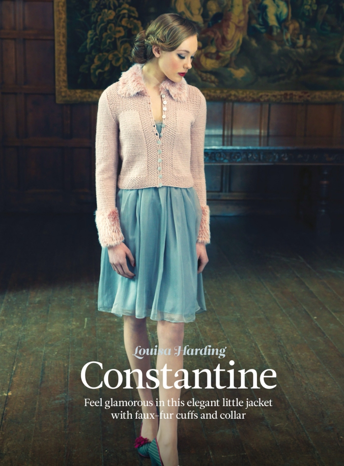 Constantine by Louisa Harding ~ waist-length version