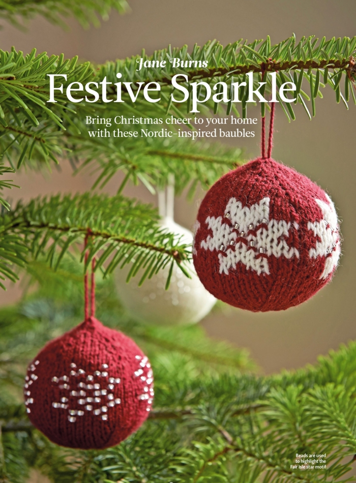 Festive Sparkle by Jane Burns
