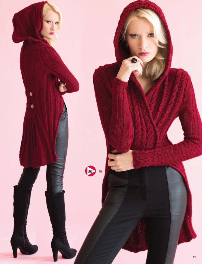 Shiri Mor - Hooded Waistcoat