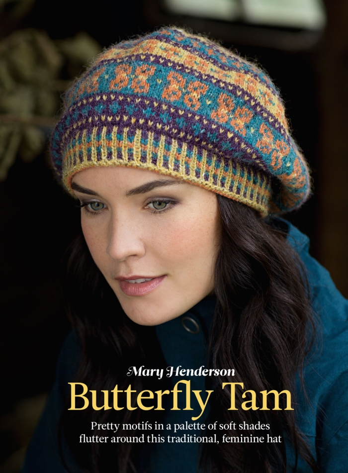Butterfly Tam by Mary Henderson