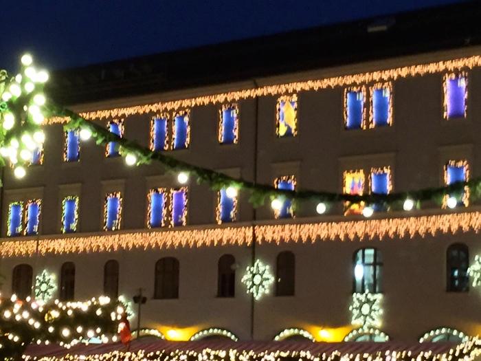 Advent Calendar, Augsburg
