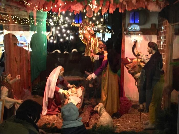 Christmas Crip, Augsburg