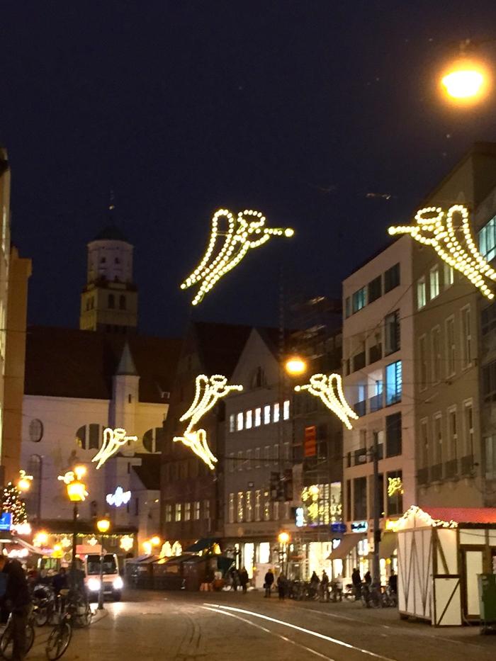 St. Moritz, Augsburg