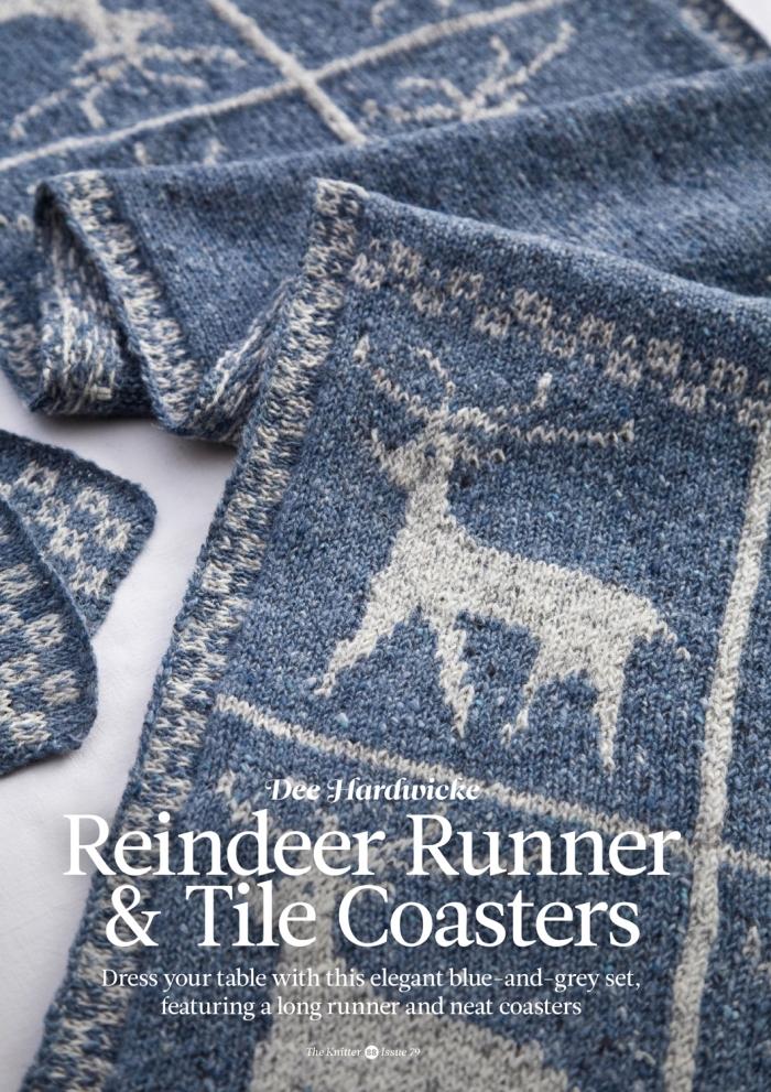 Reindeer Runner by Dee Hardwicke