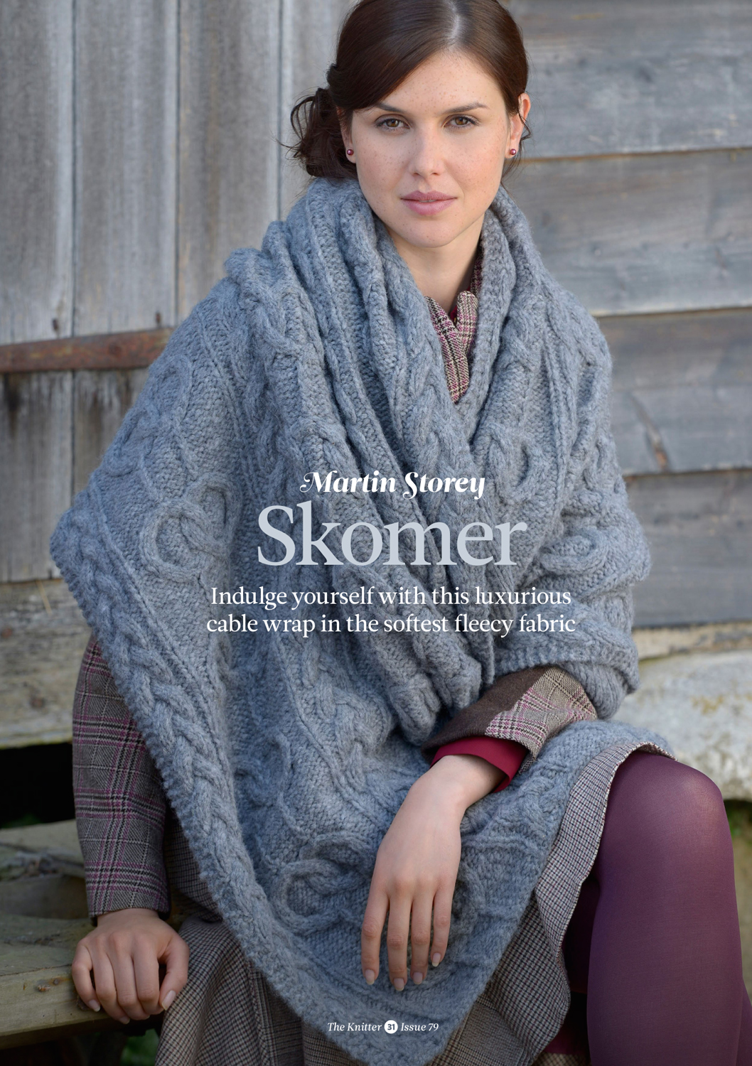 the knitter magazine issue 124