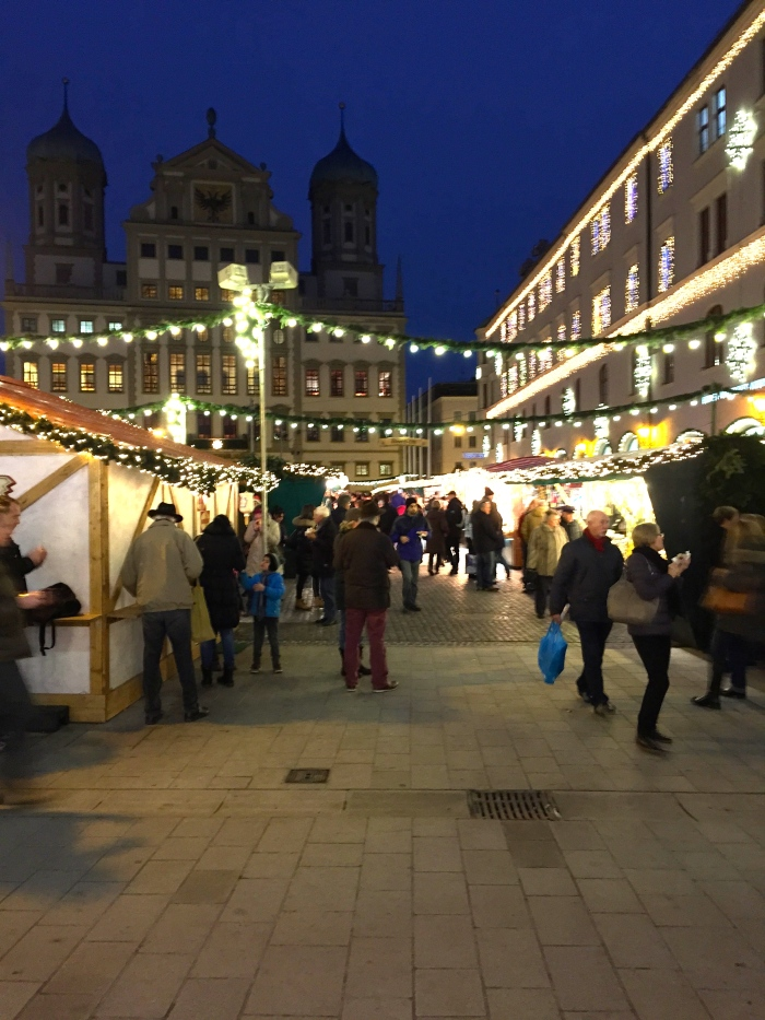 Christkindlesmarkt, Augsburg