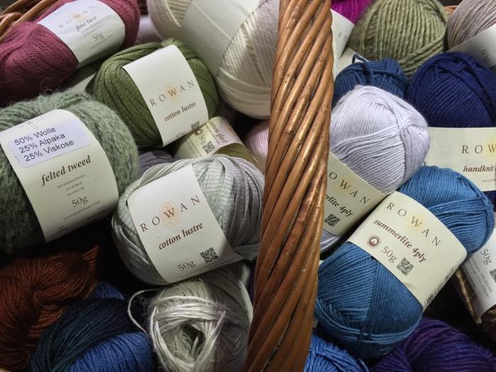 A Basket full of Yarn