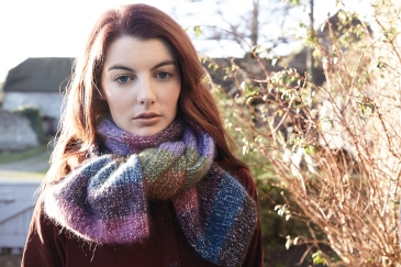 Rori Scarf by Marie Wallin