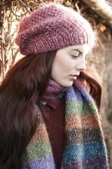 Rori Scarf & Cliona Hat