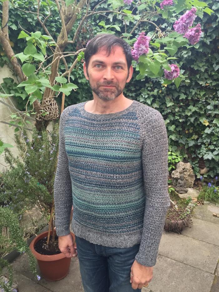 Borro knitted by Konrad