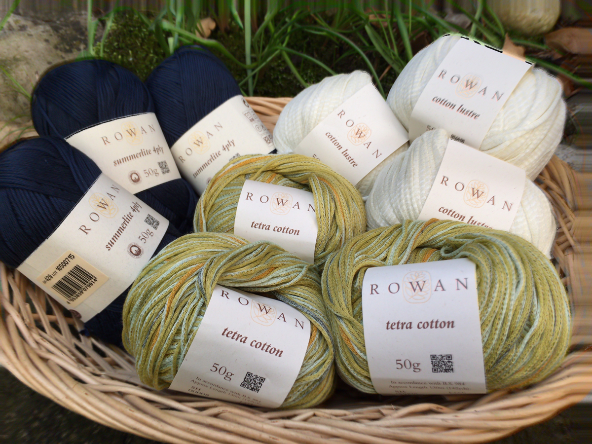 Rowan Yarns Basket
