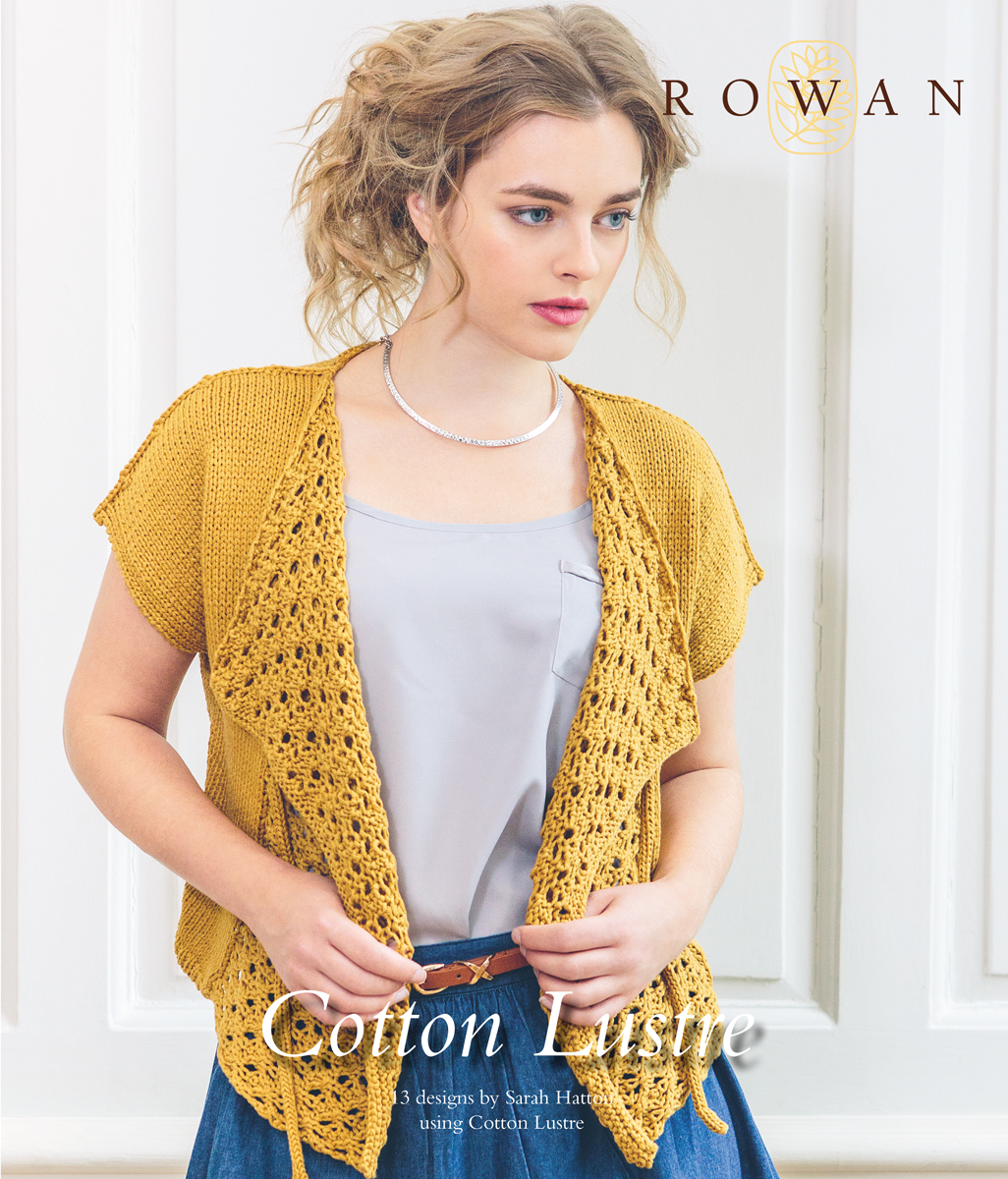 Cotton Lustre Cover