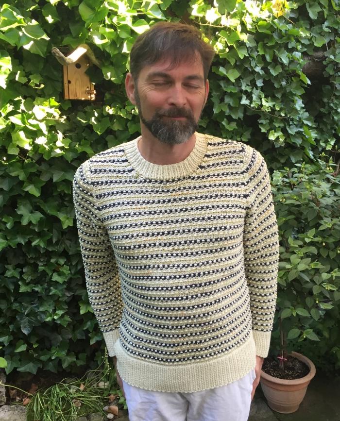 Epsilon by knittingkonrad
