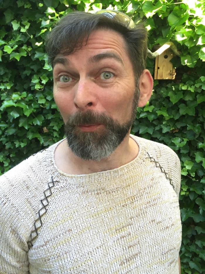 Matcha knitted by Konrad