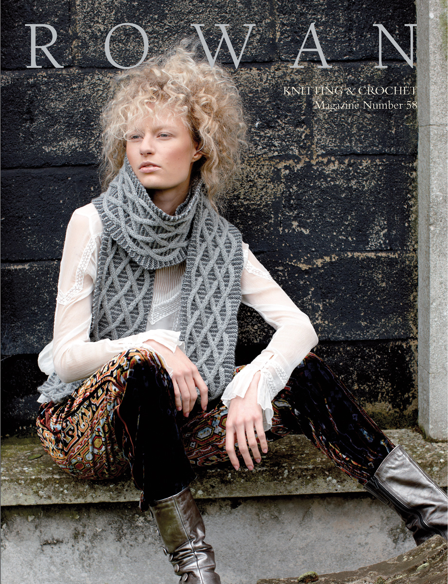 Knitting And Crochet Magazine : Rowan knitting crochet magazine top ten