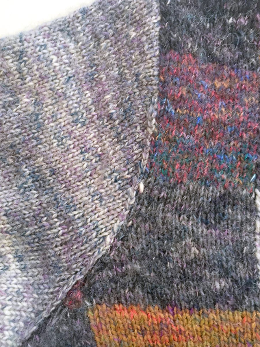 Guernsey by Kaffe Fassett ~ Autumnal Knitting | knittingkonrad