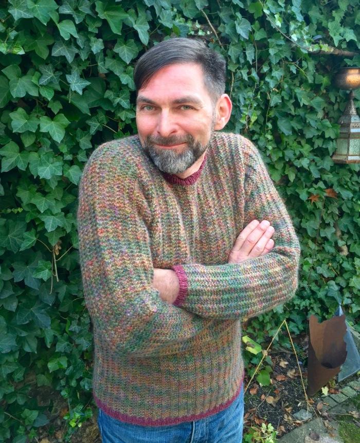 Yell by knittingkonrad