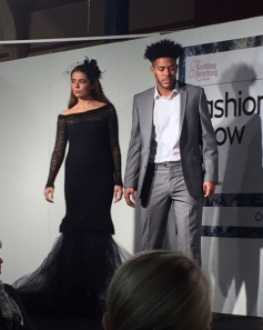 Black Dress by Jennie Atkinson