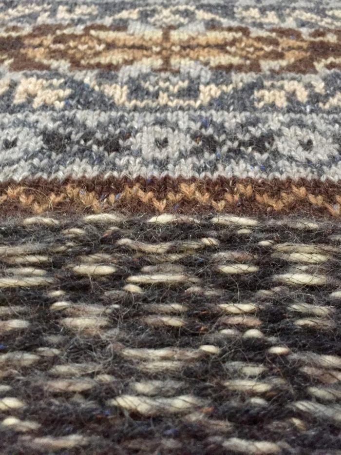 Lindisfarne - Detail