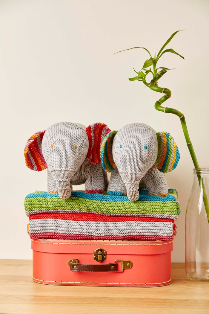Ollie and Polly Elephant by Jem Weston © 2016 Quail Publishing Photography: Jesse Wild