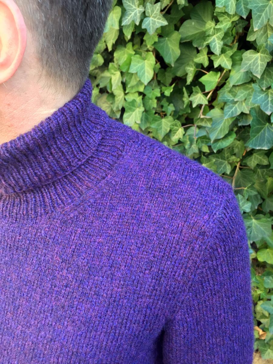 Youenn by knittingkonrad